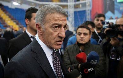 Ahmet Ağaoğludan Fikret Orman ve Galatasaray açıklaması!