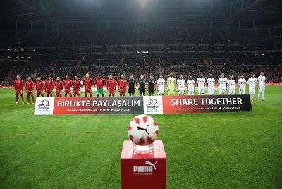 Galatasaray maçına damga vuran o güzel