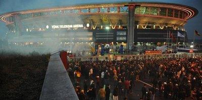 Arena'da 236 milyon avroluk derbi