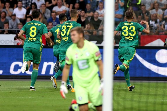 Sturm Graz 1-2 Fenerbahçe