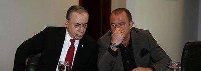 Galatasaray'da 'kabadayı' krizi