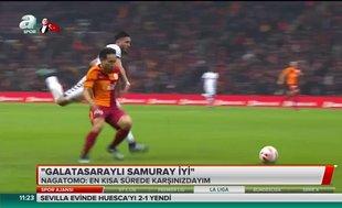 """Galatasaraylı Samuray iyi"""