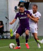 Fiorentina'dan kritik galibiyet!