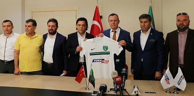 Denizlispor'a 5 milyon Euro