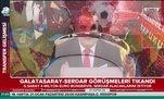 Galatasaray'da Serdar Aziz krizi