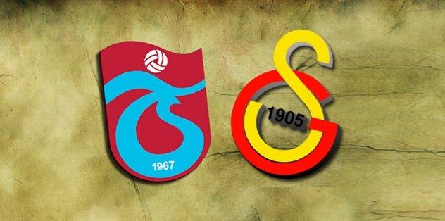 Trabzonspor'a ve Galatasaray'a ceza!