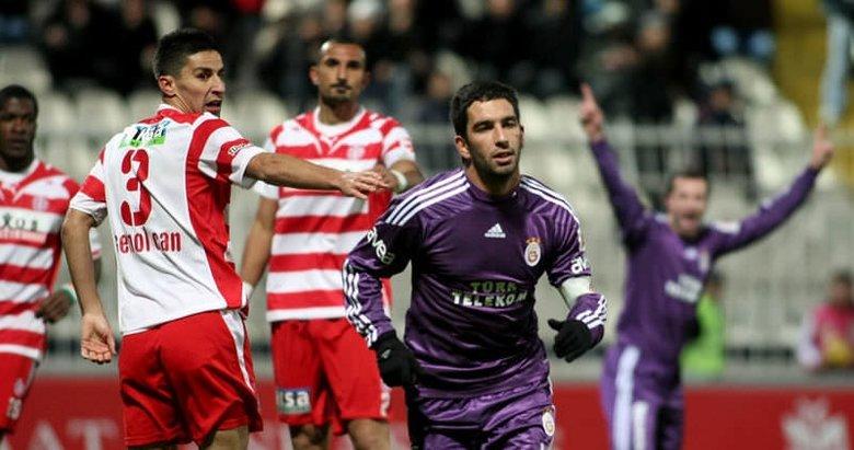 Antalyaspor - Galatasaray (Ziraat Türkiye Kupası)