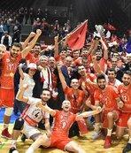 Balkan Kupası'nda şampiyon Ziraat!