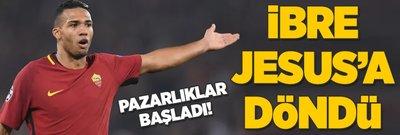 Beşiktaş'ın yeni hedefi Juan Jesus