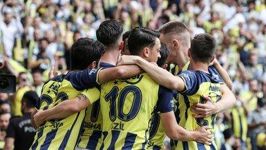 Son dakika Fenerbahçe haberleri: Kanarya Panzer'e karşı! İşte Pereira'nın Frankfurt maçı 11'i