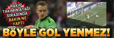 Futbol tarihinin en saçma golü!