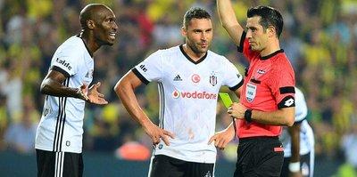 Beşiktaş'ta Akhisar maçıyla cezalılar dönüyor