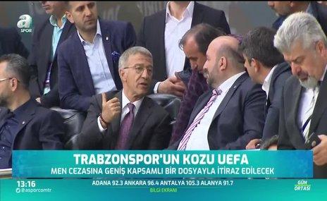 Trabzonspor'un kozu UEFA ve Bankalar Birliği