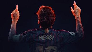 Son dakika: Lionel Messi: Barcelona'da devam edeceğim!