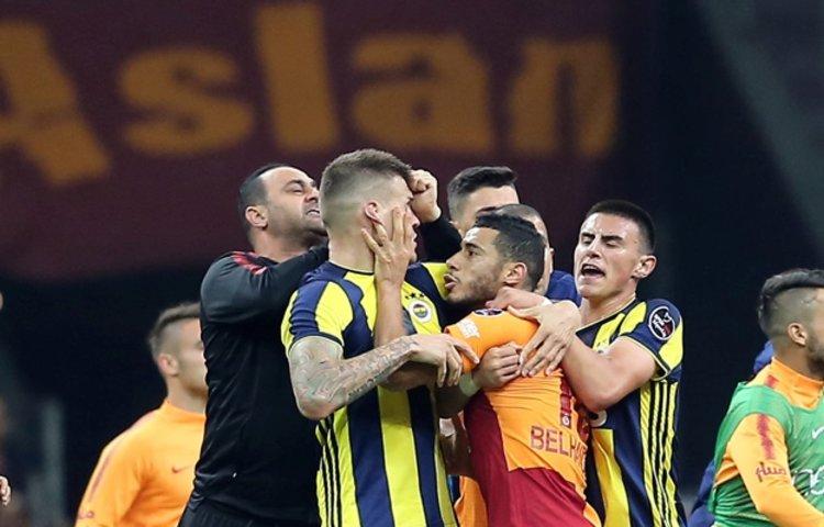 Galatasaray disiplinde!