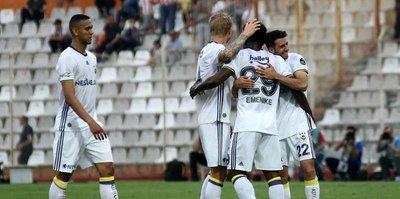 Deplasmanlarda kral Fenerbahçe