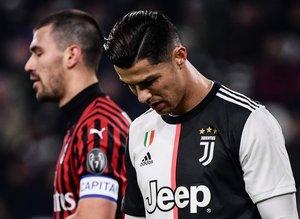 Ne yaptın Ronaldo! Futboldan men tehlikesi...