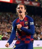 Messi'siz Barcelona farklı kazandı