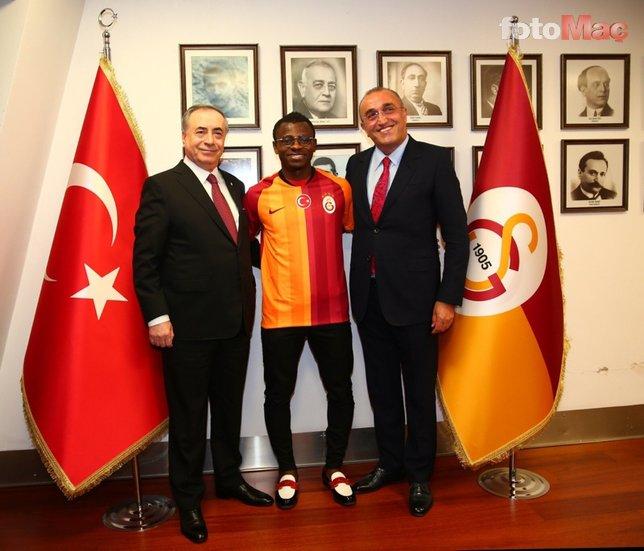 Seri Galatasaray'da! Xavi'den yıldız isim için övgü dolu sözler
