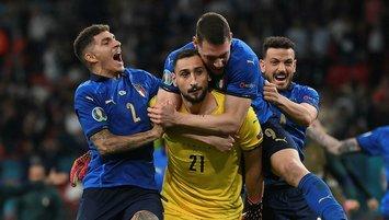 EURO 2020'nin en iyi 11'i açıklandı!