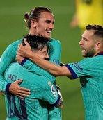 Barcelona Villarreal'e patladı!