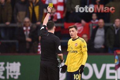 Son dakika: Mesut Özil Fenerbahçe için devreye girdi! Gel birlikte gidelim