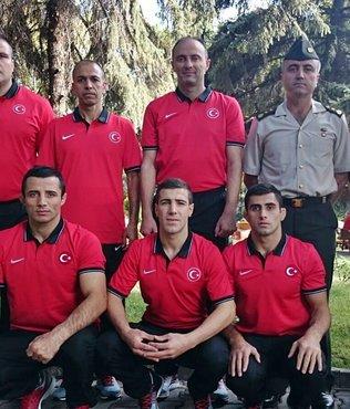 TSK Spor Gücü Güreş Takımı olimpiyatlara katılacak