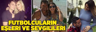 Süper Lig'de futbolcu eşleri
