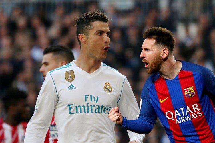 İşte Cristiano Ronaldo - Messi rekabetinde istatistikler!