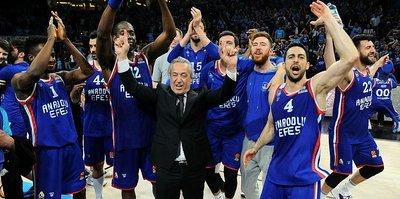 Fenerbahçe seyirci sayısını korudu Anadolu Efes artırdı