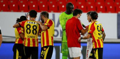 Göztepe 3-1 Sivasspor | MAÇ SONUCU