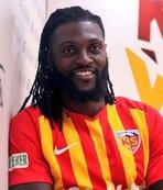 Rizespor'dan sürpriz Emmanuel Adebayor çıkışı!