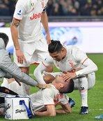 Sarri'den 'Merih' açıklaması! Ronaldo'dan da paylaşım geldi