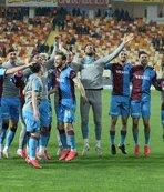 Trabzonspor en çok şutu o maçta çekti!