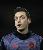 Mesut Özil'den alkışlanacak hareket!