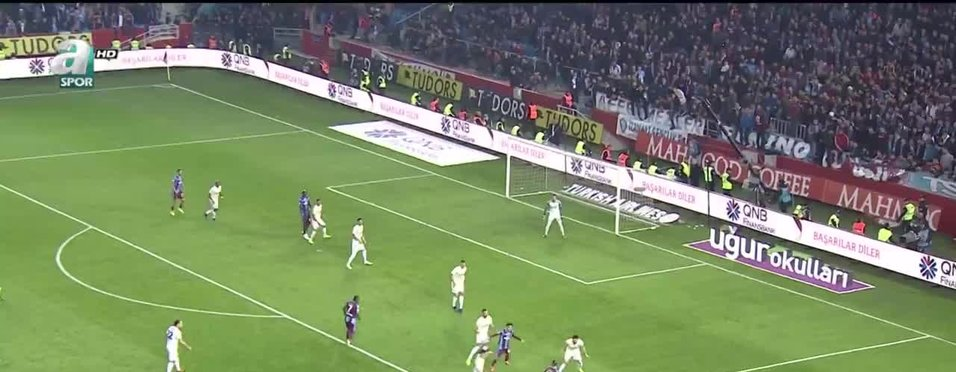 Trabzonspor'un Kadıköy'de 22 yıllık hasreti