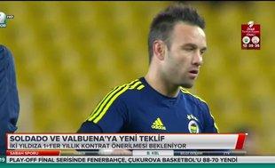 Soldado ve Valbuena'ya yeni teklif