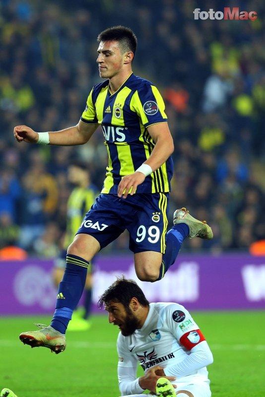 Fenerbahçe'de Eljif Elmas kararını verdi