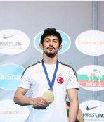 Akhisarlı güreşçi Ali Cengiz Avrupa üçüncüsü oldu