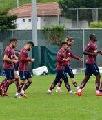 Trabzonspor, Kayserispor maçına hazırlanıyor