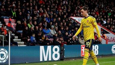 Arsenal Mesut Özil'in yerini Real Madrid'den Martin Odegaard'la doldurmak istiyor!