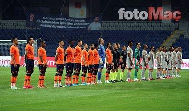 Galatasaray son şampiyon Başakşehir'e karşı! İşte muhtemel 11'ler