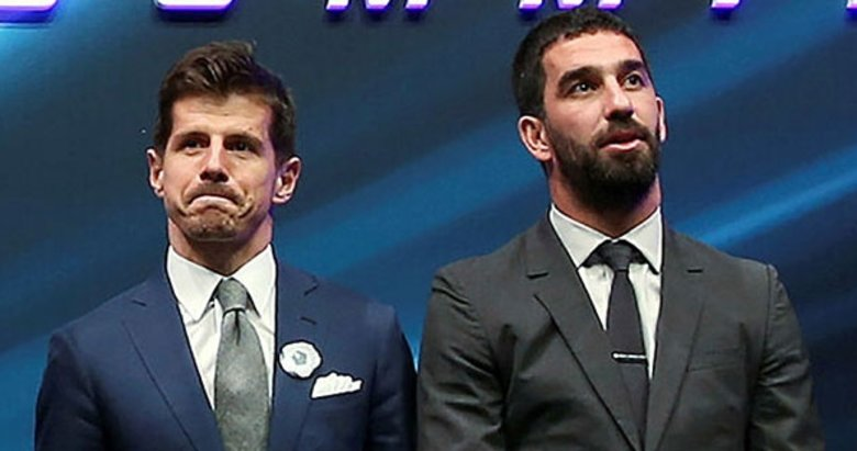 Sürpriz canlı yayın! Emre Belözoğlu ve Arda Turan'dan Fenerbahçe ve Galatasaray sözleri