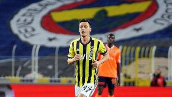 Fenerbahçe'de Mesut sevinci
