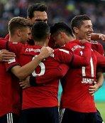 Bayern 3 hafta sonra kazandı
