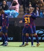 Barcelona turu son dakikada kaptı!