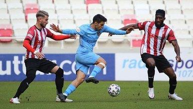 Sivasspor-Gaziantep FK: 2-1 (MAÇ SONUCU-ÖZET)