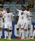 AFC'den Birleşik Arap Emirlikleri'ne ceza