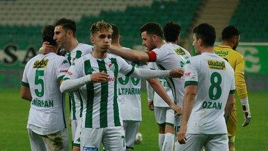 Bursaspor Bandırmaspor 2-1 (MAÇ SONUCU - ÖZET)