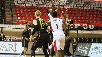 G.Saray G.Antep Basketbol'a mağlup oldu